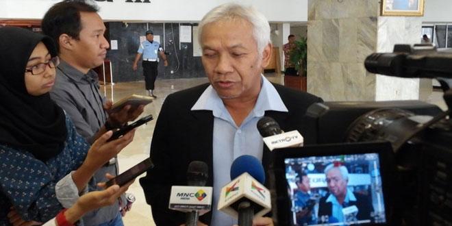Wakil Ketua DPR Agus Hermanto