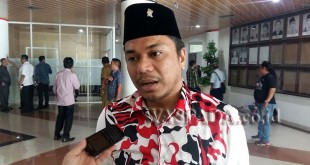 Ketua Komisi C DPRD Medan, Boydo HK Panjaitan. (WOL Photo)