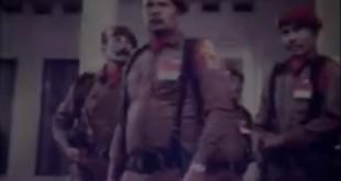 cuplikan film G30S PKI (Foto: YouTube)