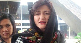 Istri Setya Novanto, Deisti Astriani Tagor (Foto: Bayu/Okezone)