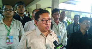 Wakil Ketua DPR RI Fadli Zon (Foto: Okezone)