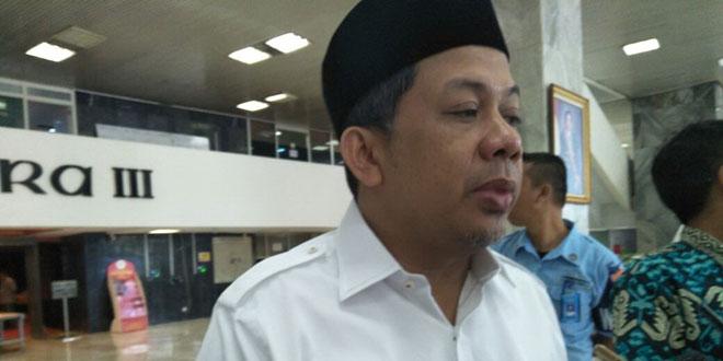 Wakil Ketua DPR RI Fahri Hamzah (Bayu/Okezone)