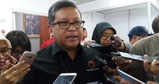 Sekjen PDIP Hasto Kristyanto (Foto: Bayu Septianto)