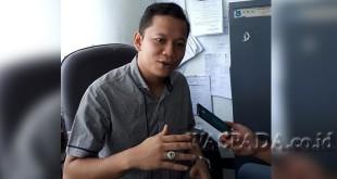 Anggota Komisi D DPRD Medan Ibnu Ubayddilla (WOL Photo)