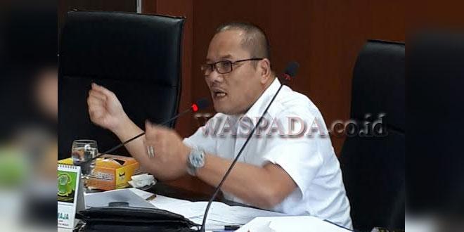 Anggota Komisi D DPRD Medan, Ilhamsyah SH. (WOL Photo/M. Rizki)