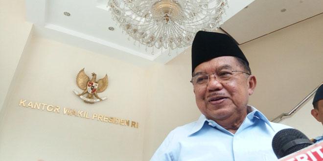 Wakil Presiden Jusuf Kalla (Reni/Okezone)