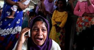Ilustrasi warga rohingya (Foto: Istimewa)