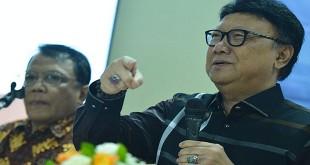 Menteri Dalam Negeri Tjahjo Kumolo. (Foto: Antara)
