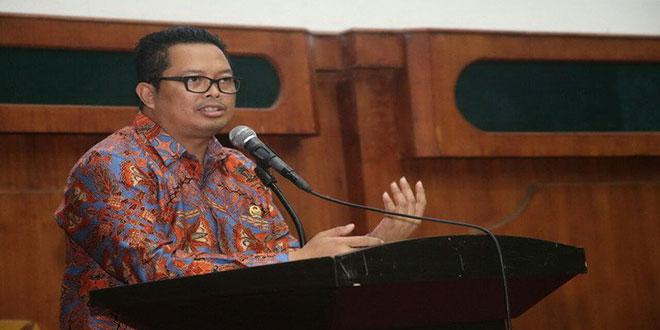 Wakil Ketua MPR Mahyudin (Lina/Okezone)