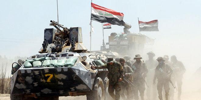 Ilustrasi Pasukan Irak (foto: istimewa)