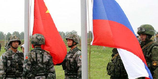 China  dan Rusia Mulai Latihan Militer (foto: Eurasianet)