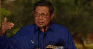 Ketua Umum Demokrat Susilo Bambang Yudhoyono (Foto: Okezone)