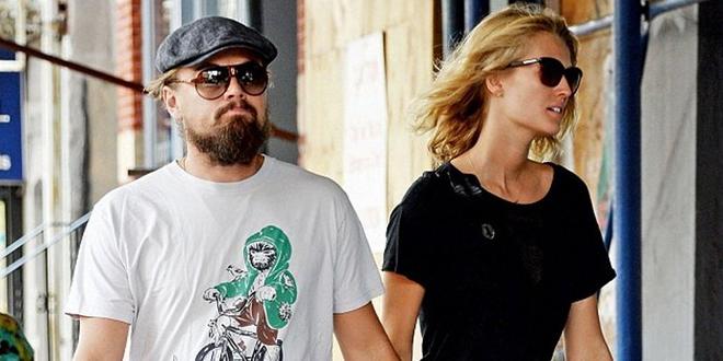 Leonardo DiCaprio dan Toni Garrn (Foto: Dailymail)
