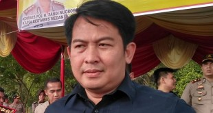 Kasat Reskrim Polrestabes Medan, AKBP Febriansyah. (foto: ist)