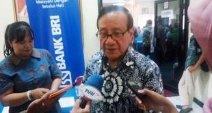 Politisi senior Partai Golkar, Akbar Tanjung (foto: Iqbal/Okezone)