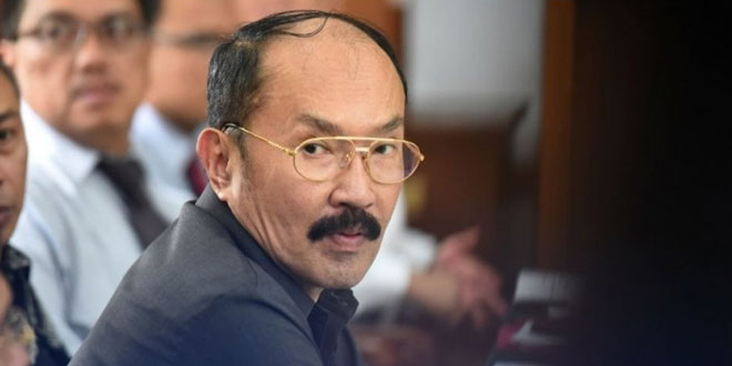 Kuasa Hukum Ketua DPR RI Setya Novanto, Fredrich Yunandi. (foto: Ist)