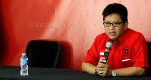 Hasto Kristiyanto (foto: Okezone)