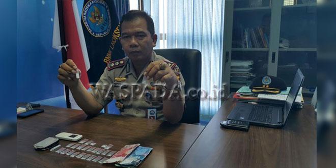 Kepala BNNK Lhokseumawe, AKBP Fakhrurrozi SH (WOL Photo/ Chairul Sya'ban)