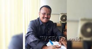 Ketua Komisi D DPRD Kota Medan, Parlaungan Simangunsong. (WOL Photo)