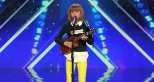Grace VanderWaal menjadi pemenang 'America's Got Talent' musim lalu. (Youtube/America's Got Talent)