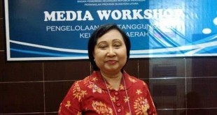 Kepala Badan Pemeriksa Keuangan (BPK) Perwakilan Sumatera Utara, Ambar Wahyuni, (foto: ist)