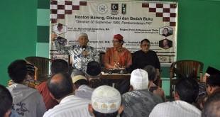 Amien Rais di Yogyakarta. (Prabowo/Okezone)