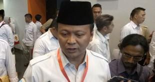 Wakil Ketua Umum Partai Gerindra, Edhy Prabowo (foto: Putra/Okezone)
