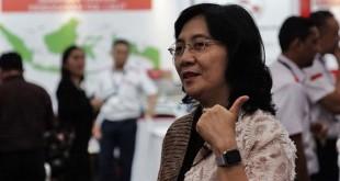 Direktur Jenderal Industri Kecil dan Menengah (IKM) Kementerian Perindustrian, Gati Wibawaningsih. (ANTARA News/ Biro Humas Kementerian Perindustrian)