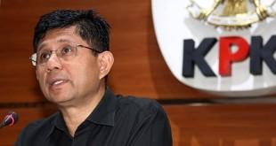 Wakil Ketua KPK Laode M Syarif (Antara)