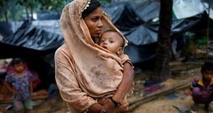 Pengungsi Rohingya. (foto: Reuters)