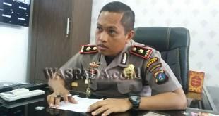 Kapolsek Medan Sunggal, Kompol Wira Prayatna SIK SH MH. (WOL. Photo/Gacok)