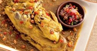 Ayam betutu (Foto: Mangcook)