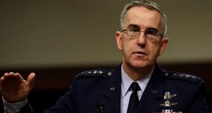 Jenderal Angkatan Udara John Hyten. (google)