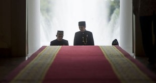 Presiden Joko Widodo (kanan). (Foto: Antara)