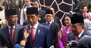 Wakil Presiden Jusuf Kalla. (Foto: Reni Lestari/Okezone)