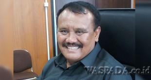 Ketua Komisi D DPRD Medan, Parlaungan Simangunsong. (WOL Photo/muhammad rizki)
