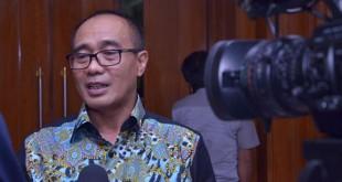 Sekretaris Fraksi Hanura Dadang Rusdiana (Foto: sindo)