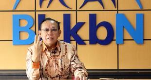 Kepala Badan Kependudukan dan Keluarga Berencana Nasional (BKKBN) Surya Candra Surapaty. (foto: MI)