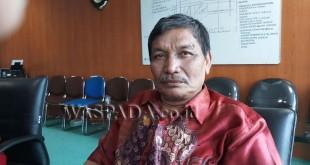 Ketua Komisi A DPRD Medan priode 2018, Andi Lumbangaol. WOL Photo