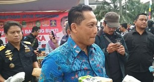 Kepala BNN Komjen Budi Waseso (Foto: Koran Sindo)
