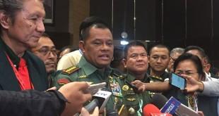 Panglima TNI Jenderal Gatot Nurmantyo (Foto: Harits/Okezone)