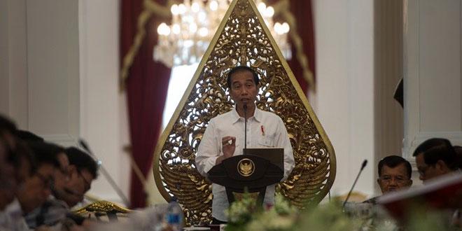 Presiden Joko Widodo. Foto Antara/Rosa Pangabean
