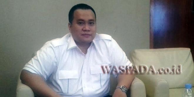Wakil Ketua DPD Gerindra Sumut, Parlinsyah Harahap
