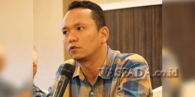 Ketua Forum Alumni Muda HMI Sumut, Samsir Pohan. (WOL Photo/M Rizki)