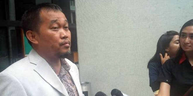 Koordinator Masyarakat Anti Korupsi Indonesia (MAKI) Boyamin Saiman. (Ist)