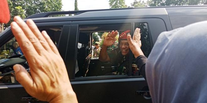 Panglima TNI Jenderal Gatot Nurmantyo. (Foto: Muhamad Rizky/Okezone)