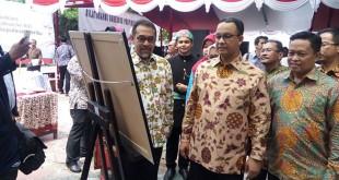 Gubernur DKI Jakarta Anies Rasyid Baswedan (Foto: Okezone)