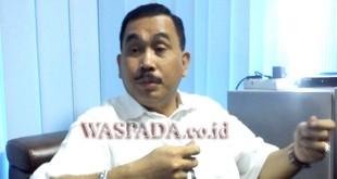 Anggota DPRD Medan, Hendrik Halomoan Sitompul. (WOL Photo)