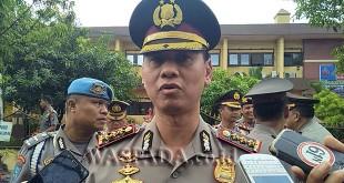 Kapolrestabes Medan, Kombes Pol Dadang Hartanto. (WOL Photo)