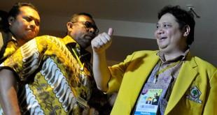 Kandidat Ketum Golkar Airlangga Hartarto (Foto: Okezone)